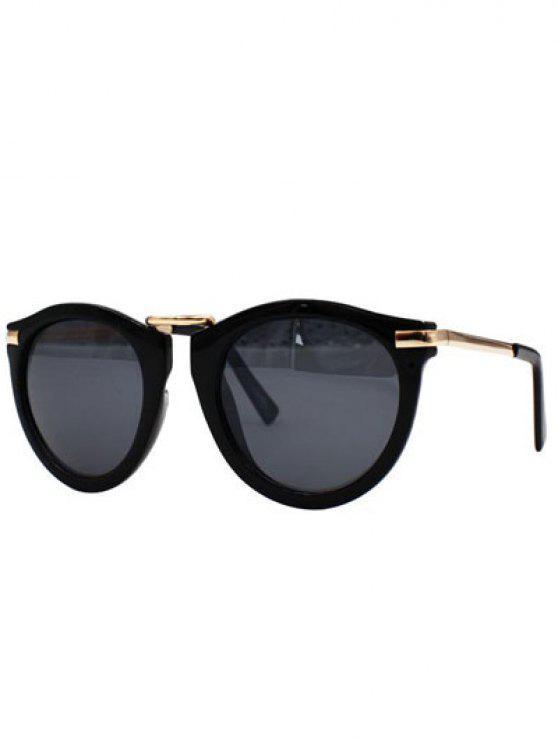 Contra los rayos UV gafas de sol polarizadas - Negro