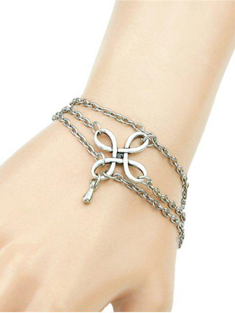 shop Chinese Knot Bracelet -   Mobile