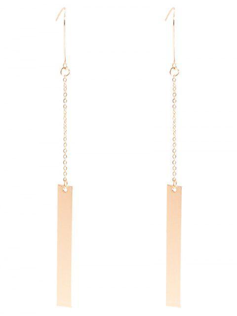 online Bar Drop Earrings -   Mobile
