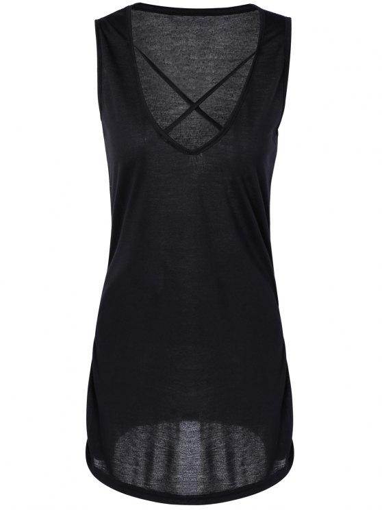 فستان ضيق نسائي - أسود M