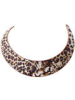 Leopard Pattern Torques - Leopard