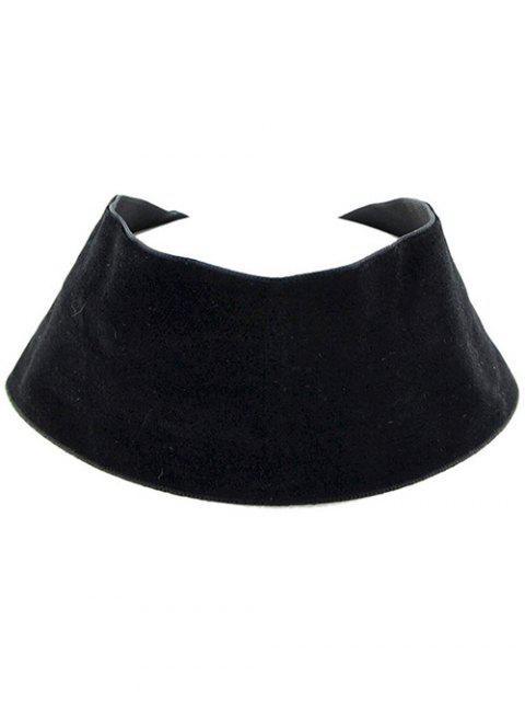 Gargantilla de terciopelo - Negro  Mobile