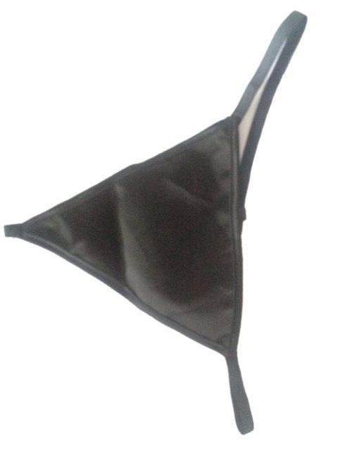 womens Floral Laciness Spaghetti Strap Corset - BLACK 2XL Mobile