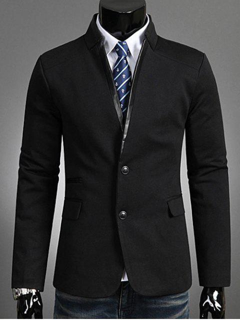 Solo pecho collar del soporte Blazer - Negro XL Mobile