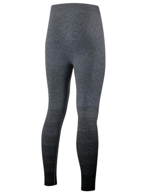new Gradient Color Sport Running Leggings -   Mobile