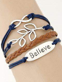 Olive Branch Tressé Bracelet