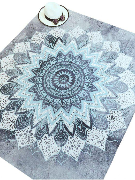 outfits Yoga Mat Beach Throw - COLORMIX M