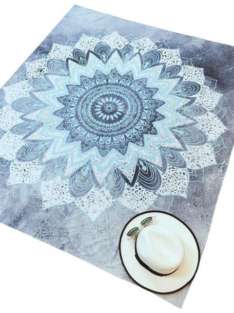 outfits Yoga Mat Beach Throw - COLORMIX M Mobile