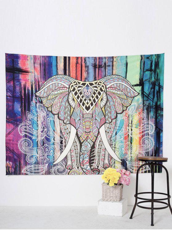 Wall Decor Beach Blanket - Multicolore L