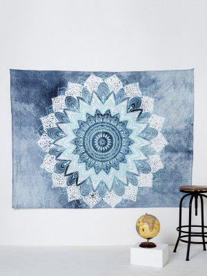 Yoga Mat Beach Throw