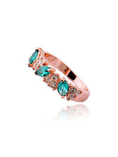 Rhinestone Ring @...