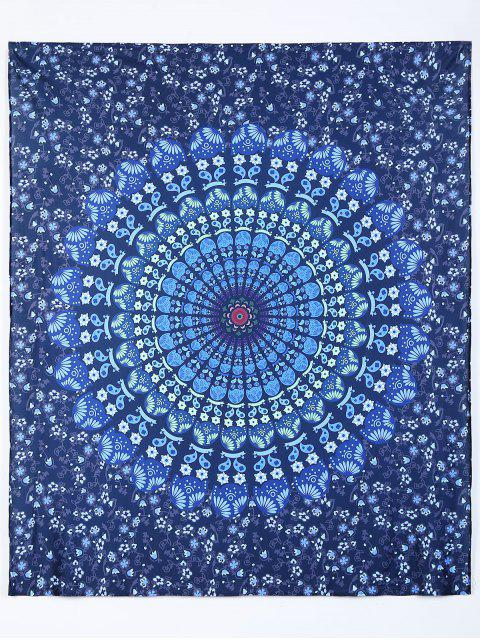 online Throw Tapestry Beach Throw - BLUE M Mobile