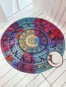 الملونة الفيل دائرة التستر