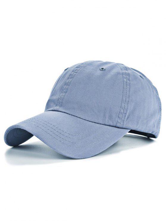 outfits Outdoor Sport Lovers Baseball Hat - LIGHT BLUE