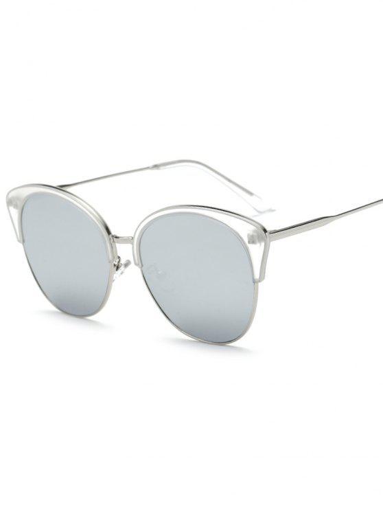 Gafas de sol de la mariposa transparentes Llantas - Transparente
