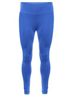 Skinny Curve Leggings - Blue