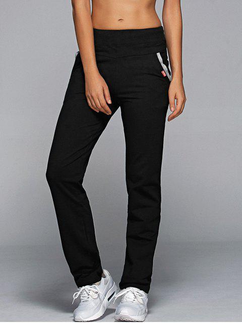 buy Jogging Pants With Pockets - BLACK S Mobile