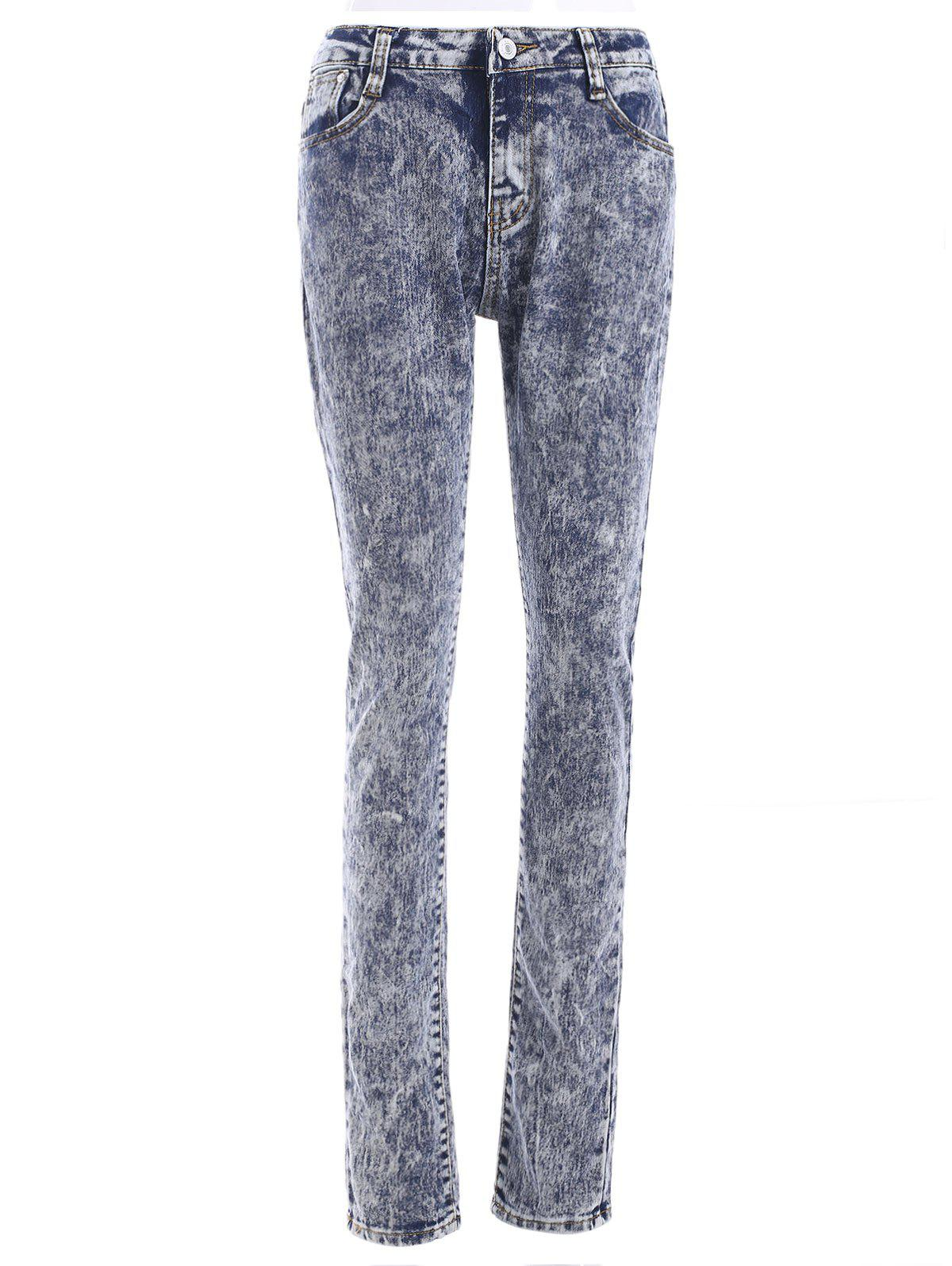 Snow Wash Skinny Jeans 190270203