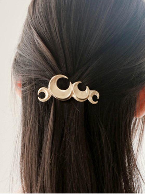 shop Moons Hairgrip - GOLDEN