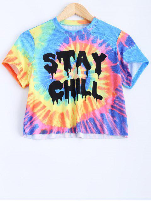 buy Colorful Crop Top - COLORMIX M Mobile