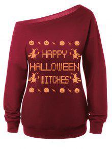 witches halloween sweatshirt