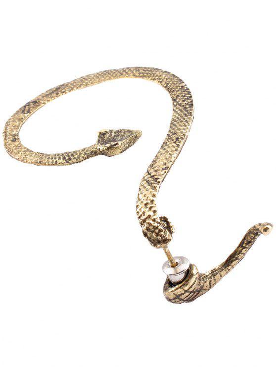 Serpiente Manguito oído de la forma - Enfriador de cobre