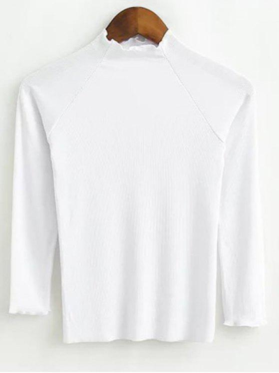 unique Fitting Knitwear - WHITE S