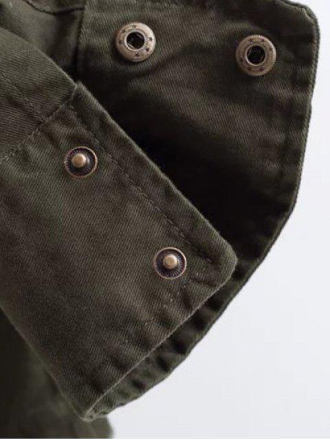 Imprimé Utility Jacket - Vert Armée M Mobile