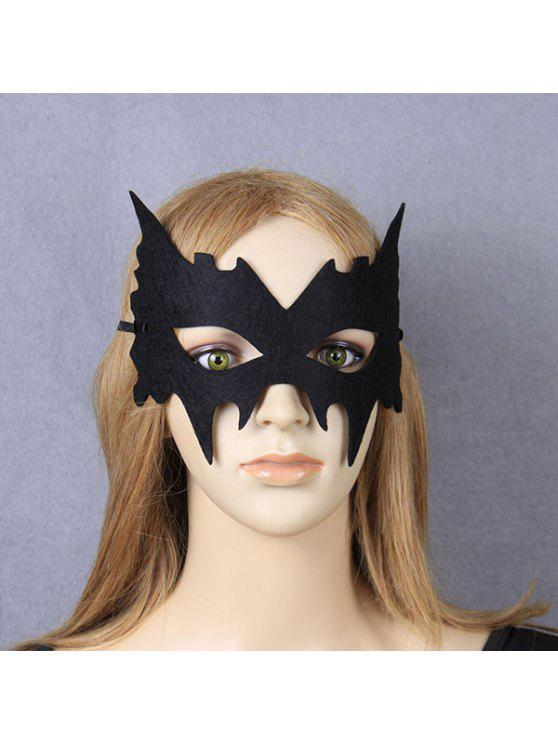 best Vintage Specter Party Accessory Halloween Mask - BLACK