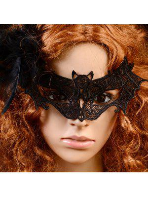 Gothic Style Bat Lace Party Mask