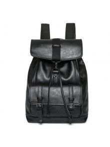 حقيبة الظهر مشد  - أسود