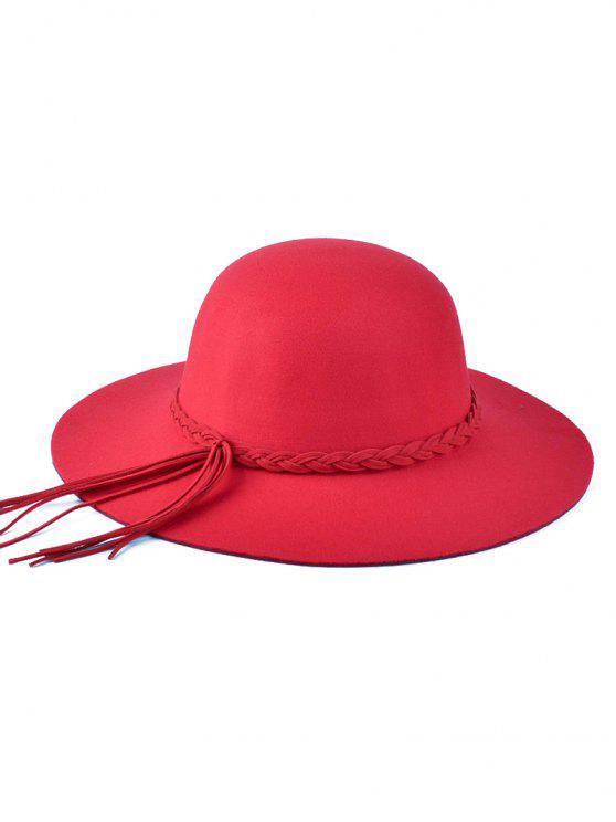 47998532a Braided Band Floppy Hat