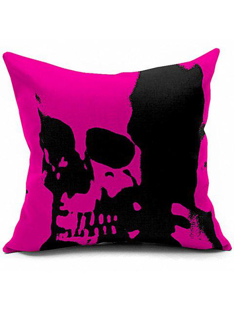 unique Abstract Skeleton Printed Sofa Cushion Pillow Case -   Mobile