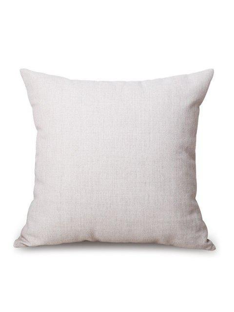 women's Antibacteria Sofa Cushion Halloween Party Pumpkin Printed Pillow Case - BLACK  Mobile