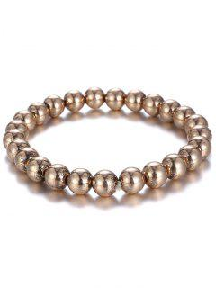 Concise Perle Bracelet - Or