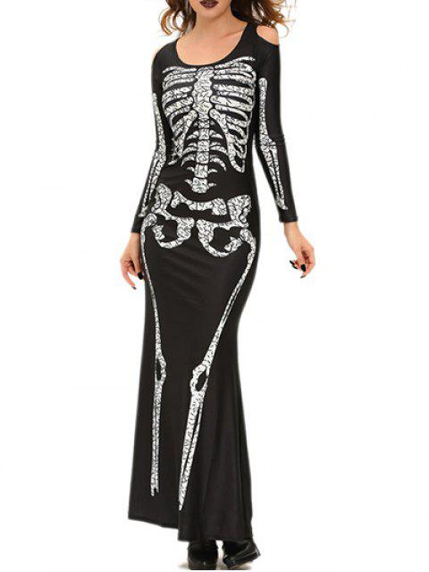 Robe de costume Witched Witched Costume - Noir TAILLE MOYENNE Mobile