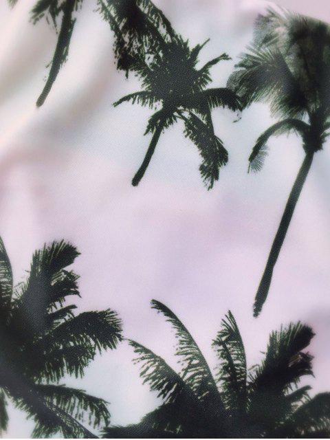 buy Coconut Palm High Neck Bikini - COLORMIX L Mobile