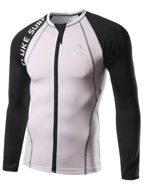 2b698ec50 25% OFF  2019 Active Letter Raglan Sleeve Cycling Jerseys In BLACK M ...