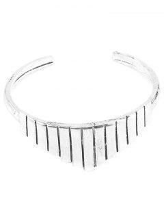 Geometric Bracelet En Alliage -