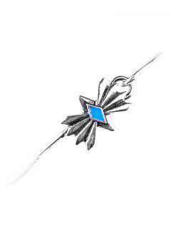 Géométrique Bijoux Bracelet En Alliage -