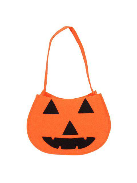 Sac de Halloween Pumpkin - Orange  Mobile