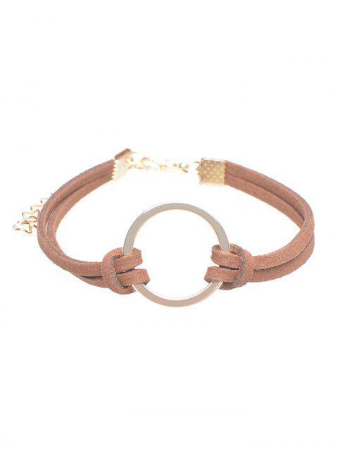lady Velvet Ring Bracelet -   Mobile
