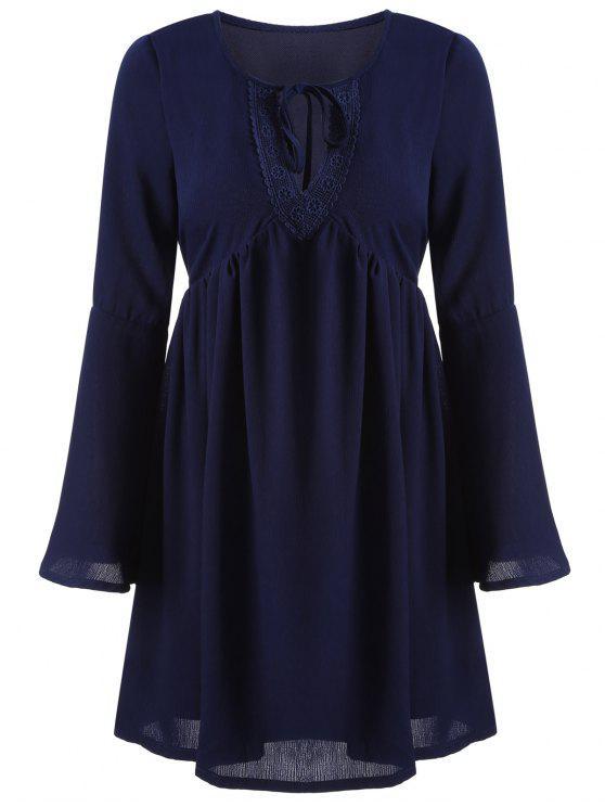 Cortar una línea de vestidos - Teal S