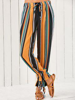 Colorful Stripes Pants - Multi
