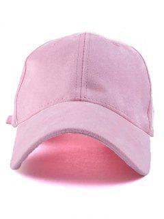 Casual Outdoor Snapback Baseball Hat - Pink