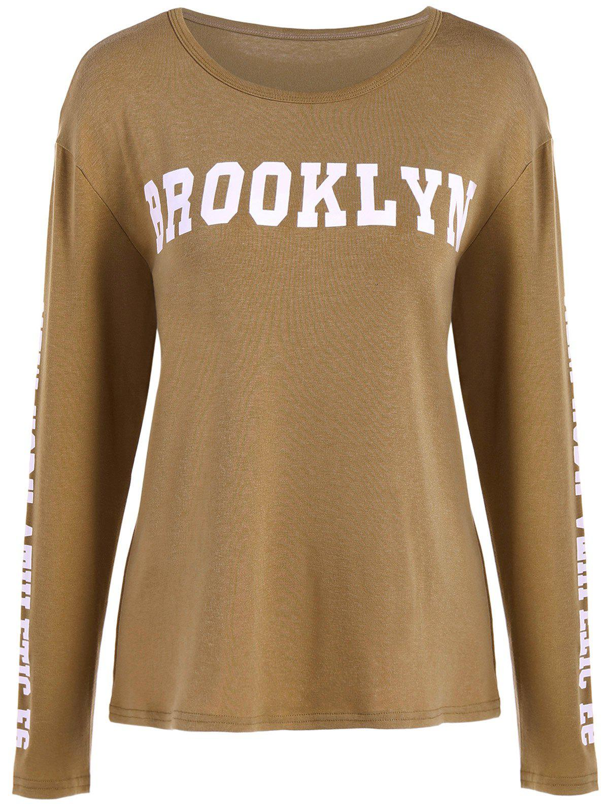Minceur Brooklyn T-shirt graphique