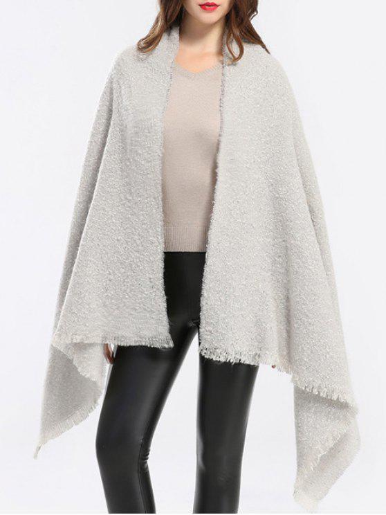 Winter la bufanda del mantón - Blancuzco