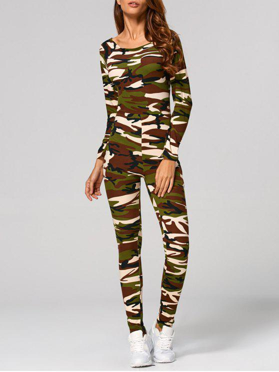 Camouflage-Overall - Camouflage S