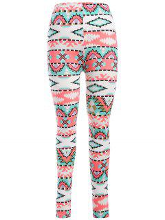 Printed Stretch Leggings