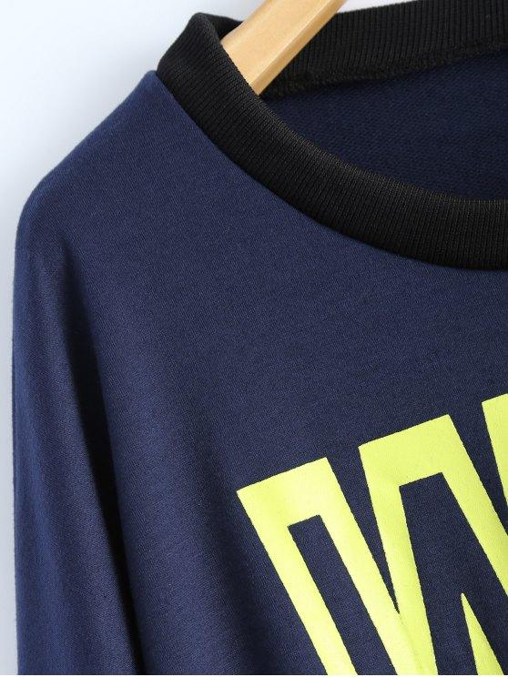 Graphique M Dépouillé Sweatshirt Graphique ÉpauleCadetblue Sweatshirt Dépouillé 4c3ARq5jL